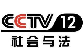 CCTV12社会与法频道,中央电视台12套